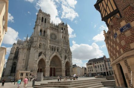 Cathédrale Notre-Dame-d'Amiens, ®Sebastien Coquille