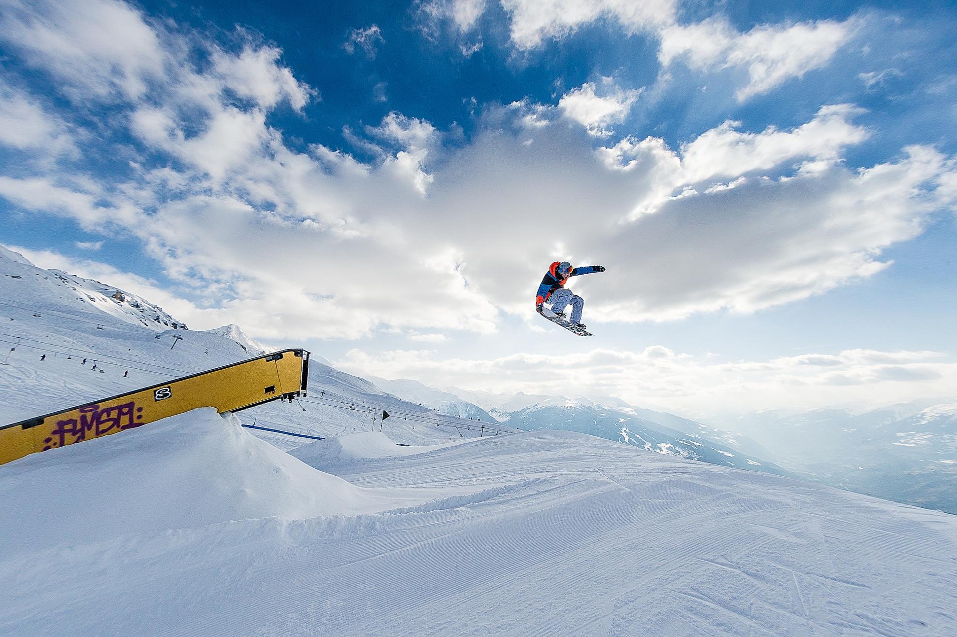 Activité ski enfant(c)ThomasHytteStephaneCervos