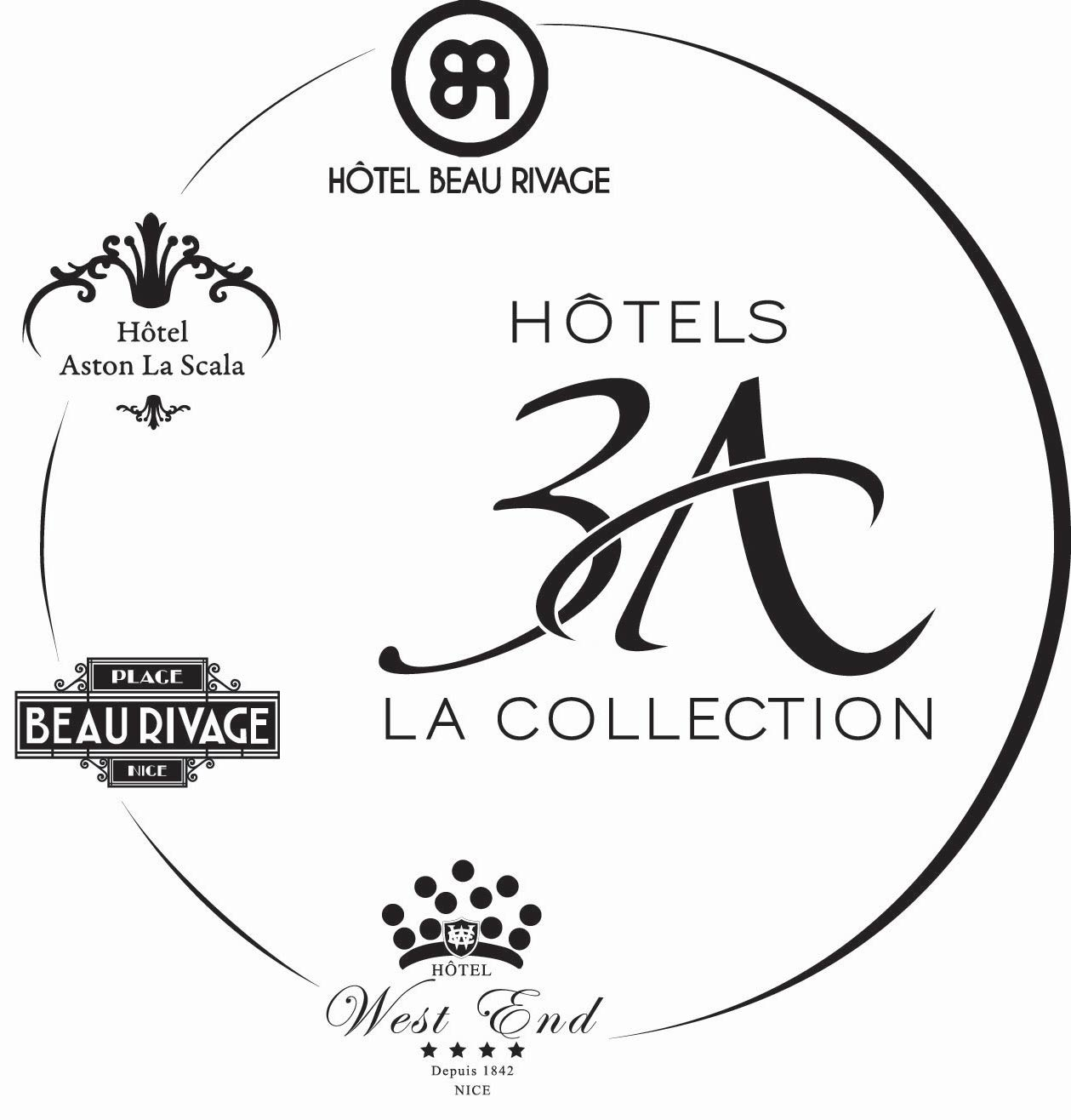 Hotels 3A La Collection