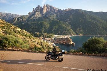 Routenvorschlaege: Korsika mit dem Motorrad © Christoph Berg