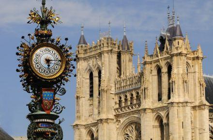 Cathédrale Notre-Dame-d'Amiens, ®L. Rousselin et N.Decormeille