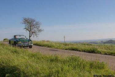 Roadtrip mit dem Cabrio durch die Auvergne © Tanja Neumann