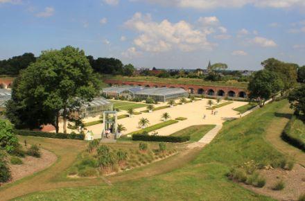 Les Jardins Suspendus, ®Patrick Boulen, OTAH