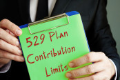 529 Plan Contribution Limits