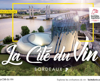 La cité du vin à Bordeaux Vague 2