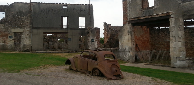 Oradour sur Glane - Village