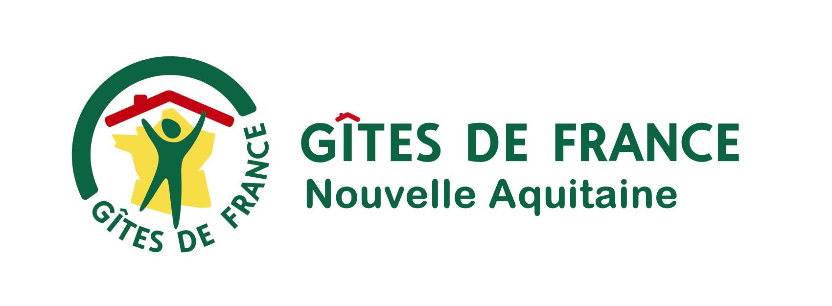 Logo Gîte de France Nouvelle-Aquitaine