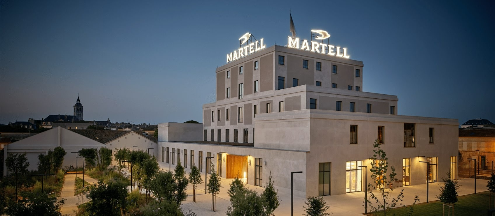 Maison Martell, une institution de Cognac