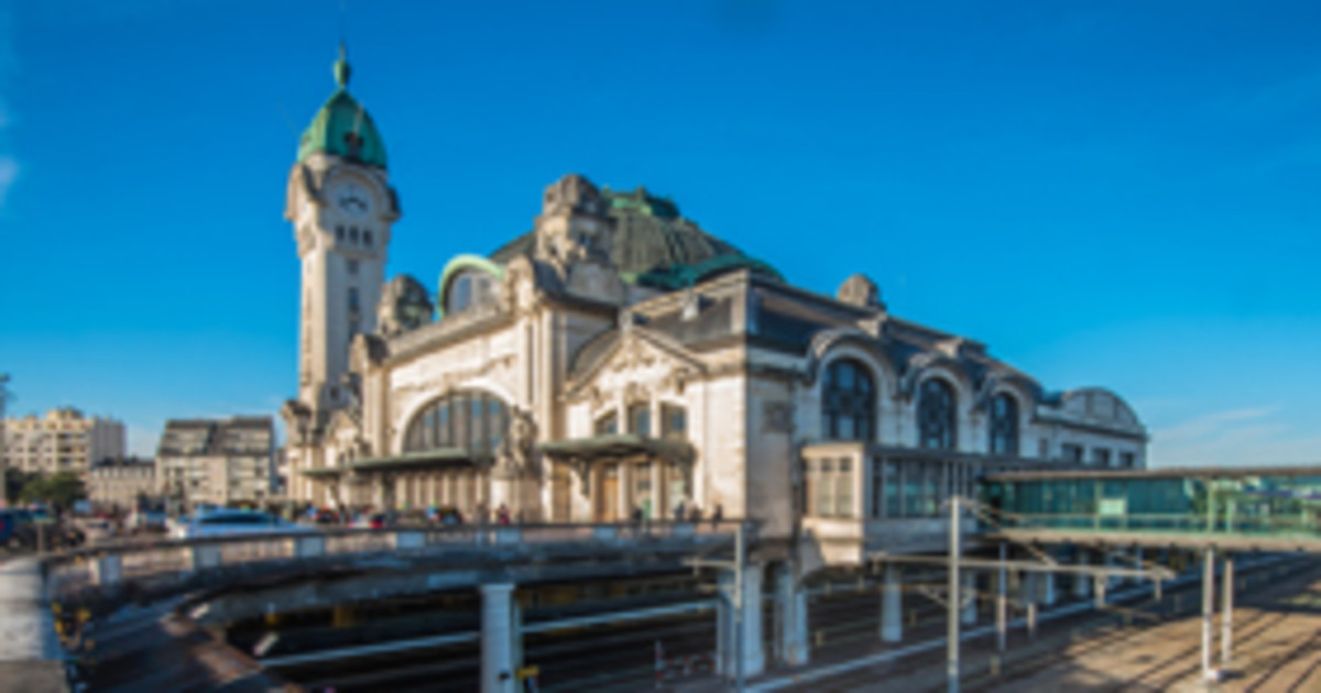 Limoges Benedictins Train Station 10 Things You Should Know
