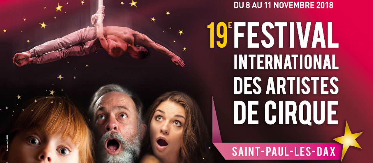 19ème Festival International des Artistes de Cirque