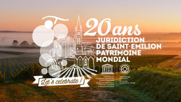 20 ans Unesco de la juridiction de Saint-Emilion