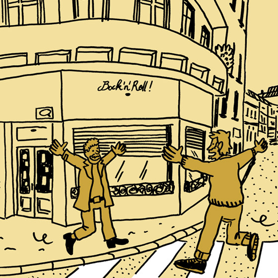 The Angouleme International Comics Festival