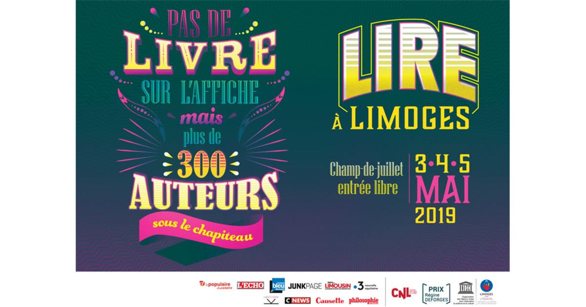 Lire A Limoges Salon Du Livre Dates Informations Tarifs