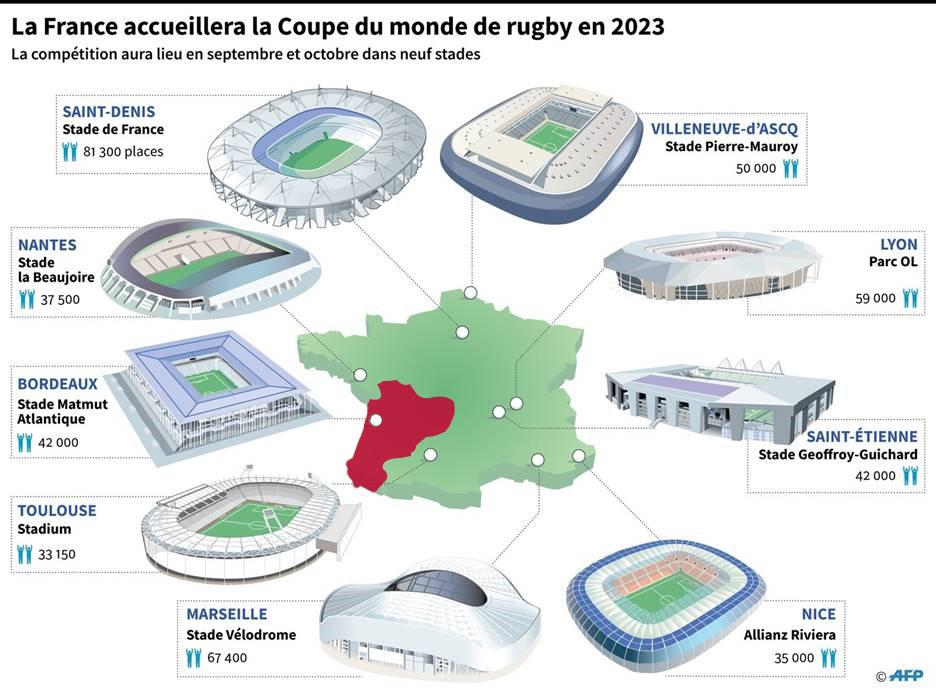 FRANCE 2023年
