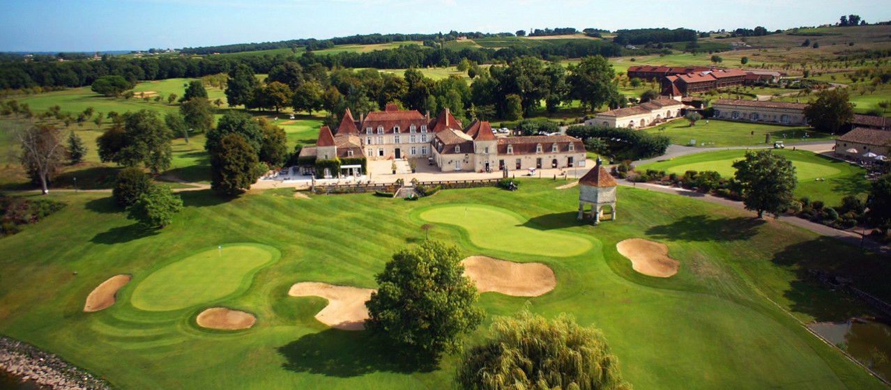 10 golfbanen met charme in Nouvelle-Aquitaine