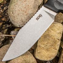 Versatile fixed blade