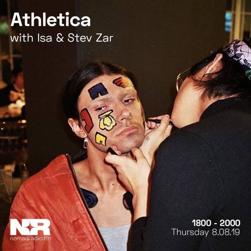 Athletica w/ Stev Zar