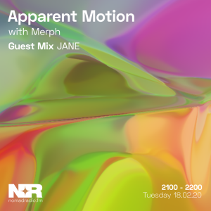 Apparent Motion  FEAT. JANE