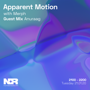 Apparent Motion feat. Anuraag