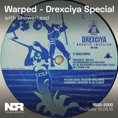 Warped - Drexciya Special