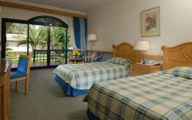 Oasis Hotel Cairo Room