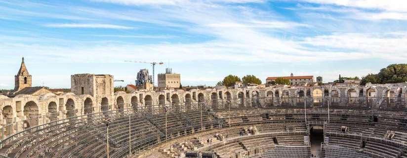 Arles - Barcelona