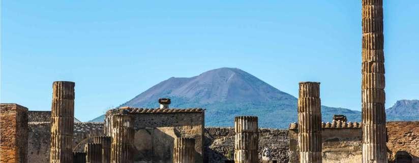 Pompeii - Sorrento region
