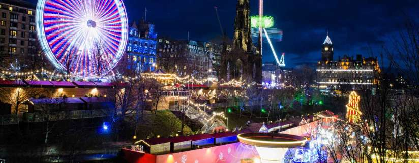 Glen Coe - Loch Ness - New Year's Eve in Edinburgh