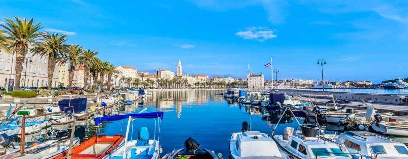 Arrive in Split - Makarska