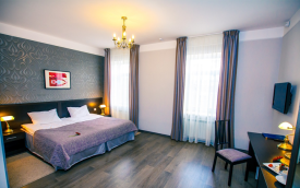 Matisov Domik hotel room