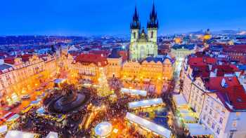 Prague (Christmas Day): Free Day