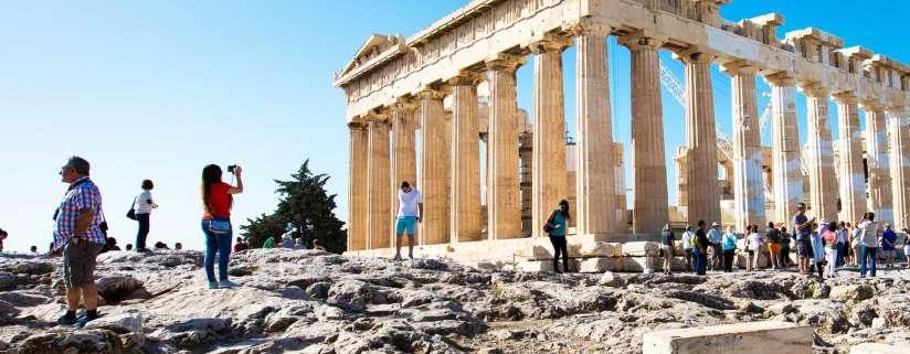 Corinth Canal - Athens city tour - Acropolis (optional) - Athens