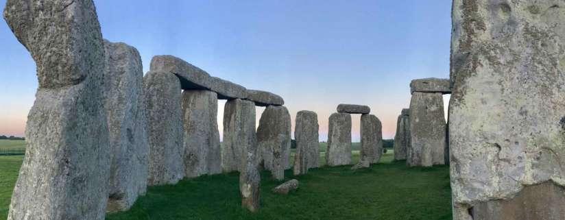 London - Stonehenge - Cheddar - Exeter