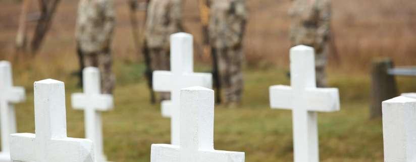 Tallinn - Parnu - Latvian War Cemetery - Riga