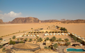 Bait Ali Camp - wadi rum desert tour - expat explore travel