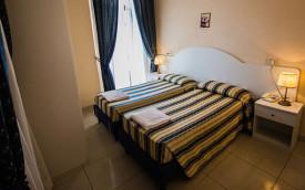 Hotel Le Fonti hotel room tuscany italy