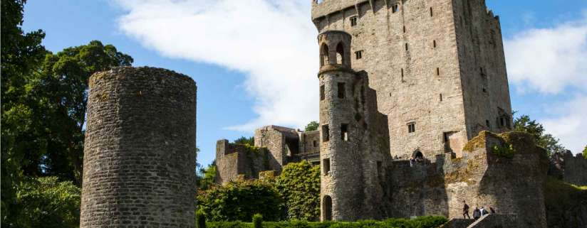 Blarney Castle - Kilkenny - Dublin