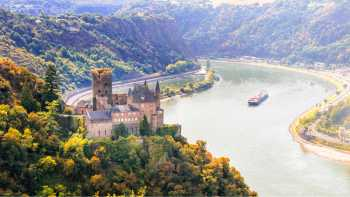 Swiss Alps - Rhine Valley