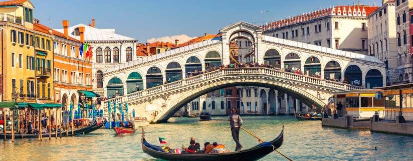 Rome - Venice