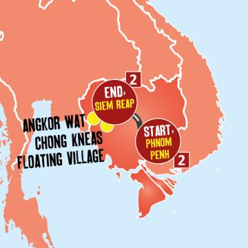 Taste of Cambodia Tour