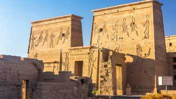 Aswan - Philae Temple - Nile Cruise