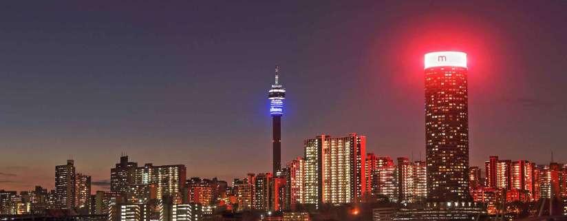 Johannesburg: End of tour