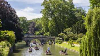 London - Cambridge - Yorkshire