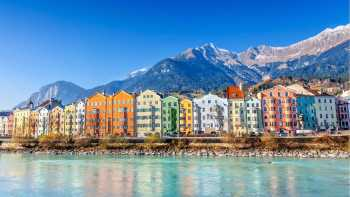 Ulm - Innsbruck