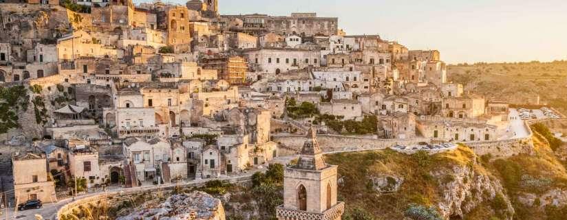 Sorrento - Matera - Alberobello
