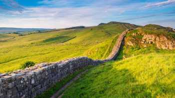Hadrian's Wall - Jedburgh - Edinburgh