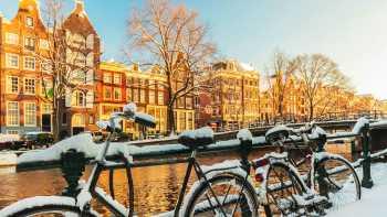 Rhine Valley - Amsterdam