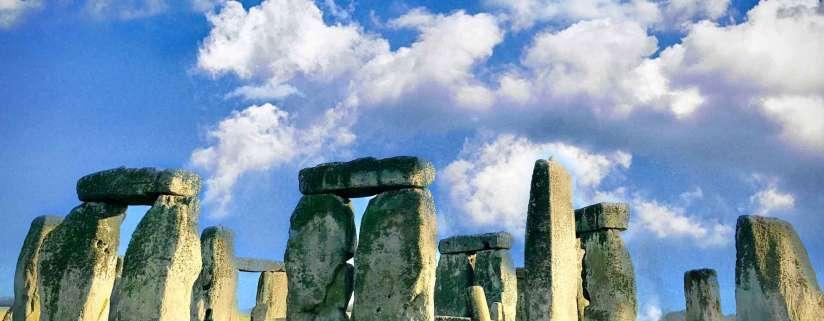 Bath - Stonehenge - London