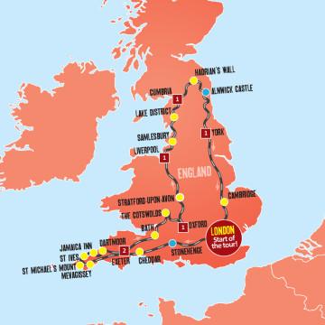 Taste of England