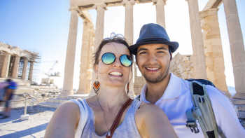 Athens city tour - Mykonos